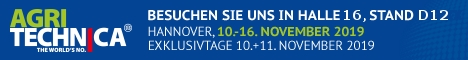 Agritechnica Halle 16, Stand D12